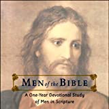 img - for Men of the Bible: A One-Year Devotional Study of Men in Scripture book / textbook / text book