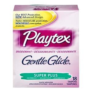 Playtex gentle glide deodorant super plus - Super gourmet plus ...