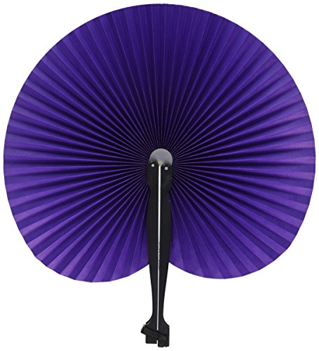 Solid Color Fans (1 dz)