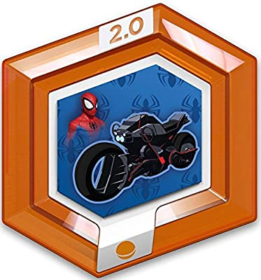 Disney INFINITY: Marvel Super Heroes (2.0 Edition) Power Disc - Spider-Cycle