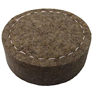 Indoor Felt Hockey Puck