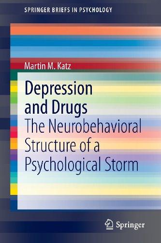 Martin M. Katz - Depression and Drugs: The Neurobehavioral Structure of a Psychological Storm (SpringerBriefs in Psychology)