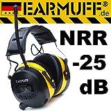 -25dB EARMUFF Casque