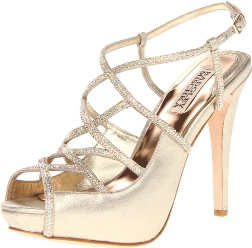 Gold Sandals for Women