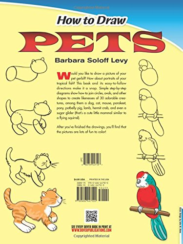 How-to-Draw-Pets-Dover-How-to-Draw