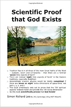 proof that god exists How to be saved from hell: that if thou shalt confess with thy mouth the lord jesus, and shalt believe in thine heart that god hath raised him from the dead.