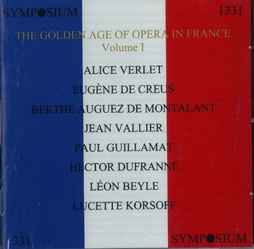 Golden Age of Opera in France 1