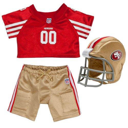 49ers Teddy Bear San Francisco 49ers Teddy Bear 49ers