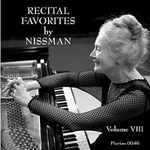 Recital Favorites Vol. 8
