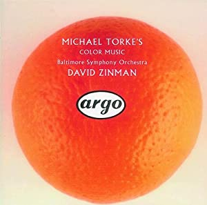 Michael Torke's Color Music
