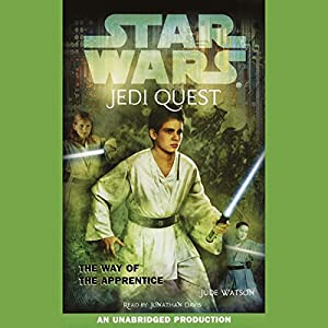 Star Wars: Jedi Quest, Book 1: The Way of the Apprentice Audiobook