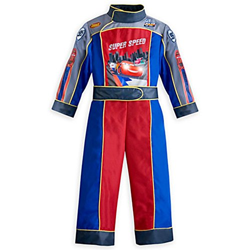 Disne (Kids Race Car Costume)