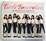 SNSD Girls' Generation - Gee (1st Mini Album) CD + Photo Booklet + Extra Gift Photocards Set