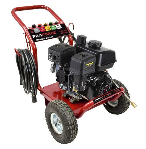 Compact Pressure Washer front-636986