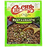 Chi-Chi's Restaurante Seasoning Mix, 0.78-Ounce Packages (Pack of 24)