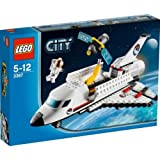 Finest LEGO® City Space Shuttle - 3367 with accompanying Lego HSB Storage Bag