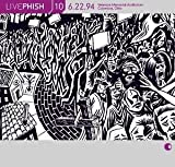 Live Phish Vol. 10: 6/22/94, Veterans Memorial Auditorium, Columbus, Ohio by Phish (2002-04-16)