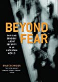 img - for Beyond Fear: Thinking Sensibly About Security in an Uncertain World. book / textbook / text book