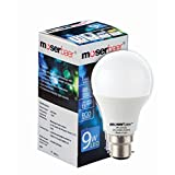 Moser Baer 9W Cool White LED Bulb Pack Of 2