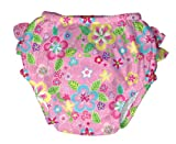 iPlay pañal Bañador Protección UV 50+ 6meses Flower Field niña