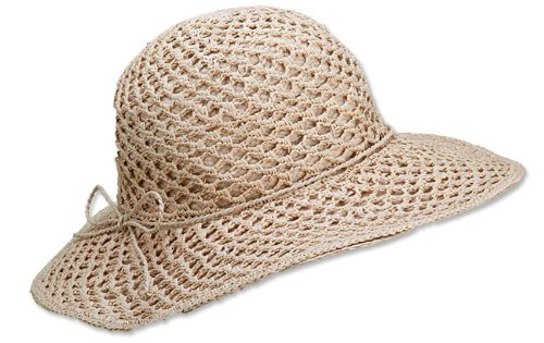 Nina Raffia Hat Picture