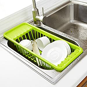 Countertop Vegetable Storage : Amazon.com: The Sink Drain Basket Fruit and Vegetable Storage Rack ...