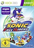 echange, troc Sonic Free Riders (Kinect) X-Box 360 [Import allemande]