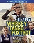 Whiskey Tango Foxtrot [Blu-ray + DVD...