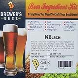 Kolsch Homebrew Beer Ingredient Kit
