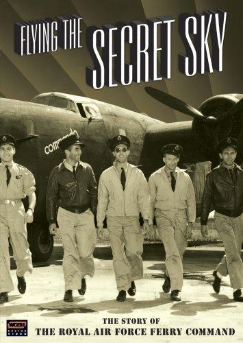 Flying the Secret Sky [Edizione: Germania]