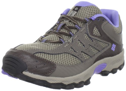 Columbia Sportswear BY3168 Switchback Low-Top Lace Hiking Shoe (Little Kid/Big Kid),Pebble/Fairytale,4 M US Big Kid