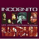 Life, Stranger Than Fiction (European CD)