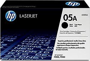 CE505A HP Original CE505A Laserjet Laser Toner Cartridge - Black