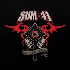 Sum 41 Twisted By Design cover