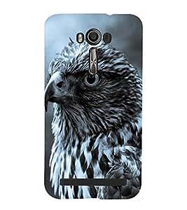 Fuson Premium Back Case Cover eagle With Multi Background Degined For Asus Zenfone 2 Laser ZE550KL::Asus Zenfone 2 Laser ZE550KL (5.5 Inches)