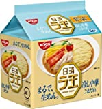 日清ラ王 冷し中華 ごまだれ 1ケース(30食)(5P入×6袋)