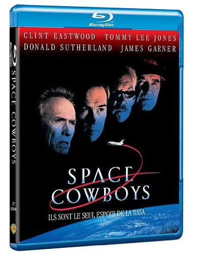 Space Cowboys - Blu-Ray - Blu Ray