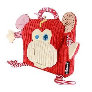 The Deglingos Bogos The Monkey Backpack