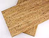 Natural cork flooring - 6mm Silver Birch Cork Tile 22 Sq.ft /package