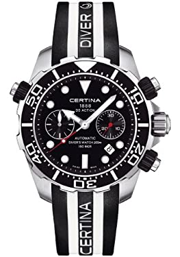 Mans watch R.CERTINA DS ACTION AUT.200M CR.ESF.NG C0134271705100
