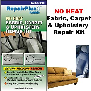 fabric carpet upholstery repair kit automotive. Black Bedroom Furniture Sets. Home Design Ideas