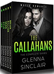 THE CALLAHANS (A Mafia Romance): The Complete 5 Books Series