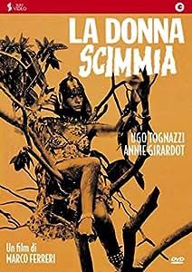 Amazon.com: Donna Scimmia (La) - IMPORT: ugo tognazzi, annie girardot