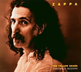 "Cover of ""Zappa: The Yellow Shark"""