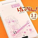 けいおん★液晶保護プリントガードSENSAI3.2(けいおん01平沢唯 )