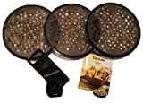 Mastrad Top Chips Kit (3 Trays, Slicer, & Exclusive Recipe Book)