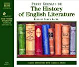 img - for The History of English Literature (Naxos AudioBooks Histories series) by Keenlyside, Perry (2001) Audio CD book / textbook / text book