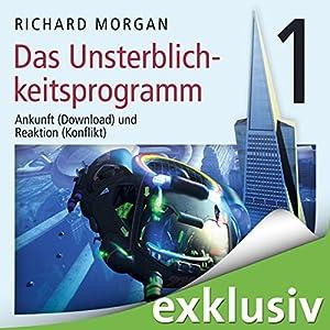 Kovacs 1: Das Unsterblichkeitsprogramm I Hörbuch