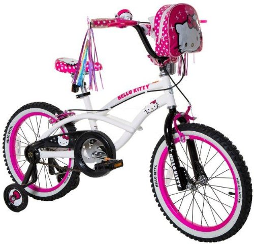 Bikes 18 For Girls Hello Kitty Girl s Bike