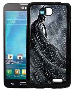 FCS Printed 2D Designer Hard Back Case For LG L90 Design-10213